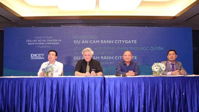 Dự án CAM RANH CITYGATE, vị trí: Lô X23N, X22L, X23I, X23K, D42, D43, D48, MN2, thuộc khu 7 – KDL Bắc bán đảo Cam Ranh