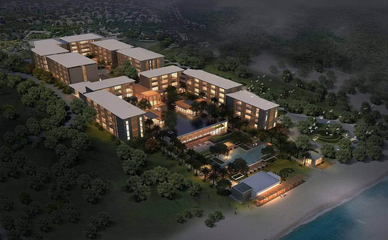 Dự án CARAVA RESORT vị trí: Lô D9a, thuộc khu 3 – KDL Bắc bán đảo Cam Ranh, Giá bán CONDOTEL từ 39 triệu/m2 chưa VAT