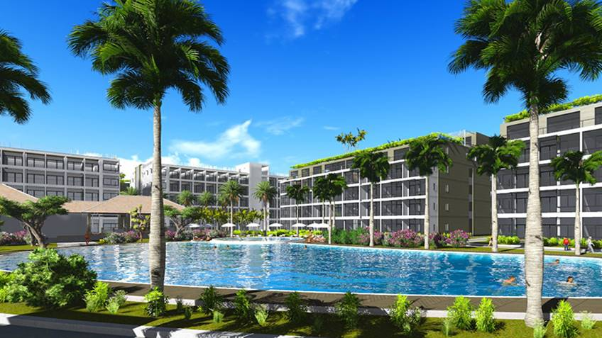 Dự án DIAMOND BAY CITY, vị tri: Đại lộ Nguyễn Tất Thành, xã Phước Hạ, Phước Đồng, Thành phố Nha Trang, giá bán từ 18 – 32 tỷ/căn biệt thự 450 – 700 m2 (40 – 45tr/m2).