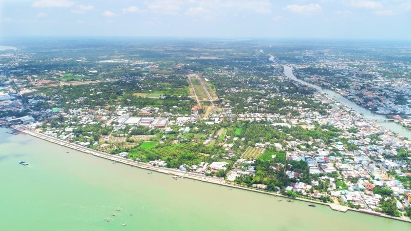 Tổng thể dự án Vĩnh Long New Town