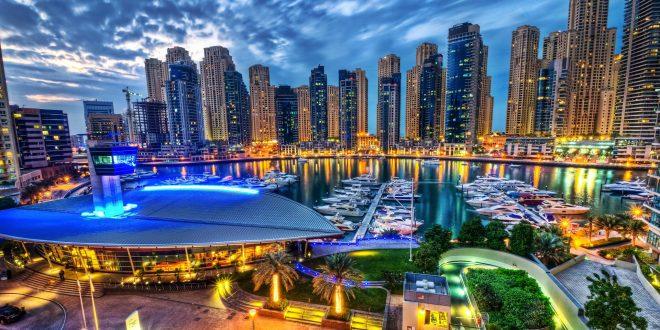 amazing city 1080P wallpaper