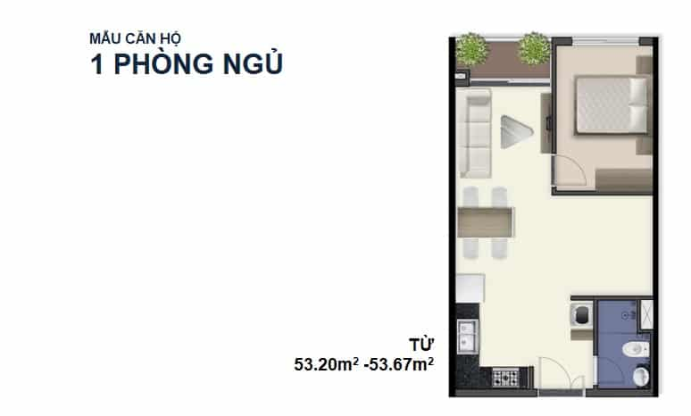 thiết kế Q7 Saigon Riverside quận 7
