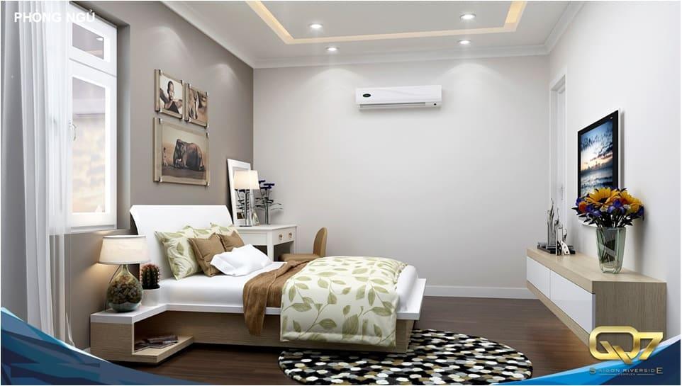 mẫu căn hộ Q7 Saigon Riverside quận 7