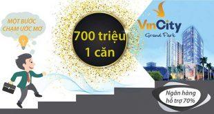700tr Mua Vincity Quan9