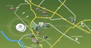 Biệt thự sân Golf West Lakes vị trí độc tôn phía Tây – Sài Gòn
