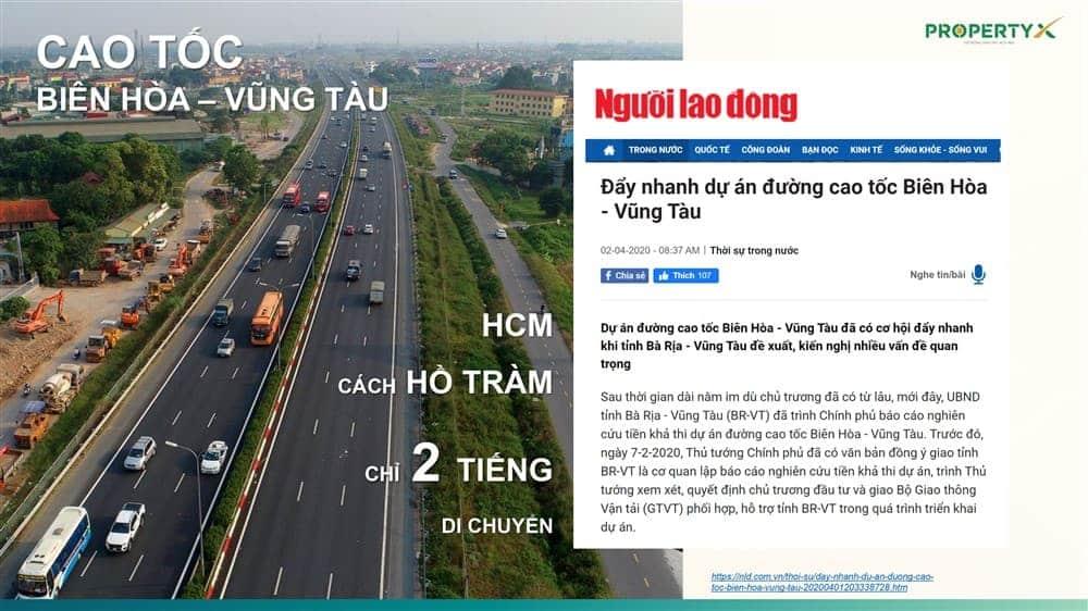 Cao tốc Biên Hòa-Vũng Tàu