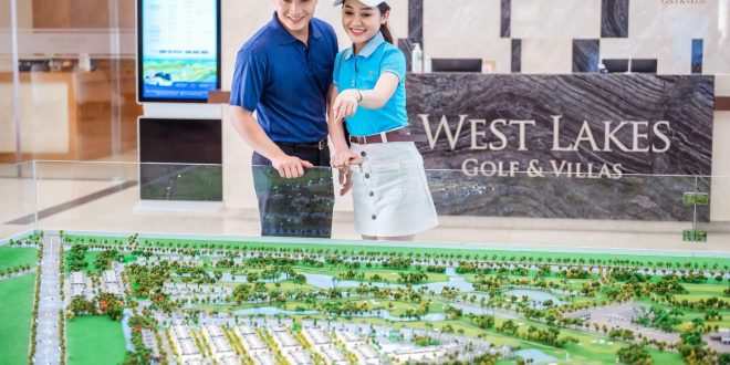Pháp lý West Lakes Golf & Villas có sổ chưa