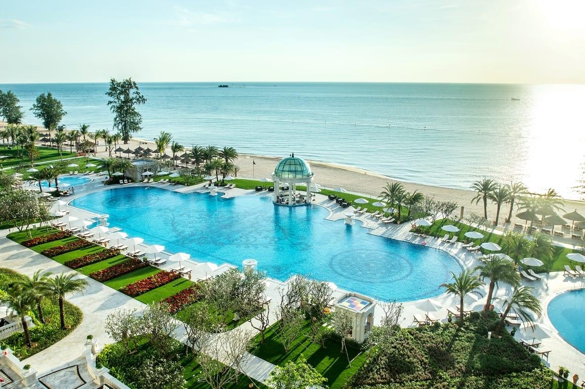 Hồ bơi Hải Giang Merry Land