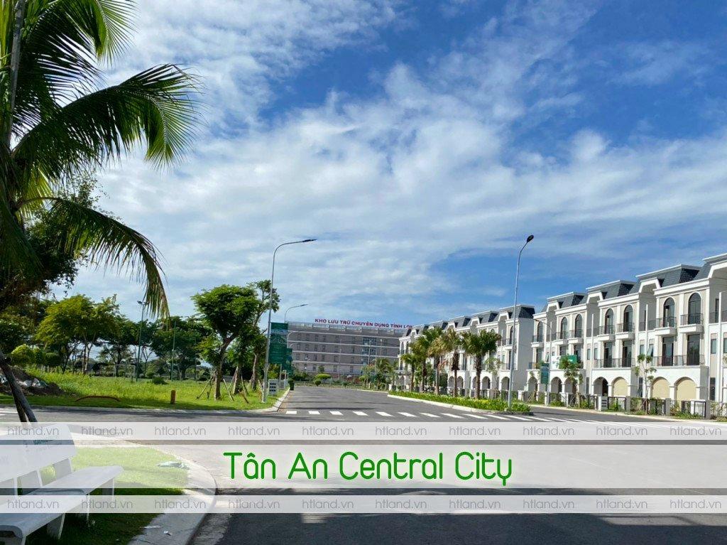 Tân An Central City