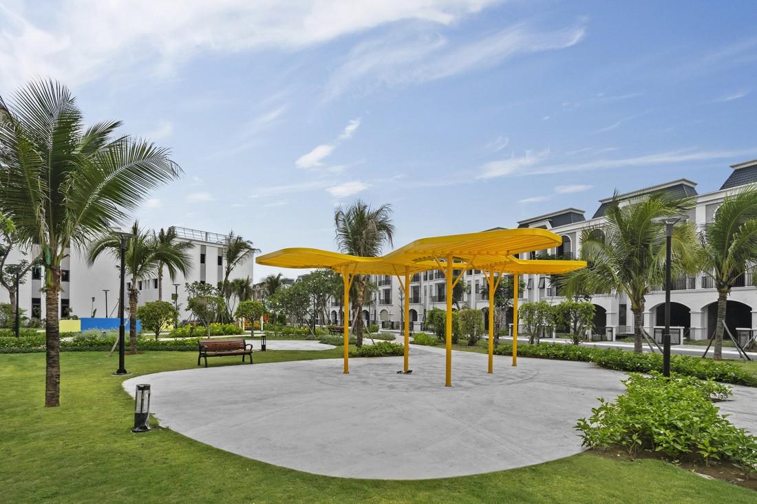 Công viên trong dự án Lavilla Green City