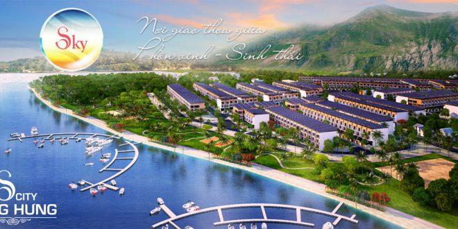 Long Hưng City – Khu đô thị cao cấp bậc nhất tỉnh Đồng Nai