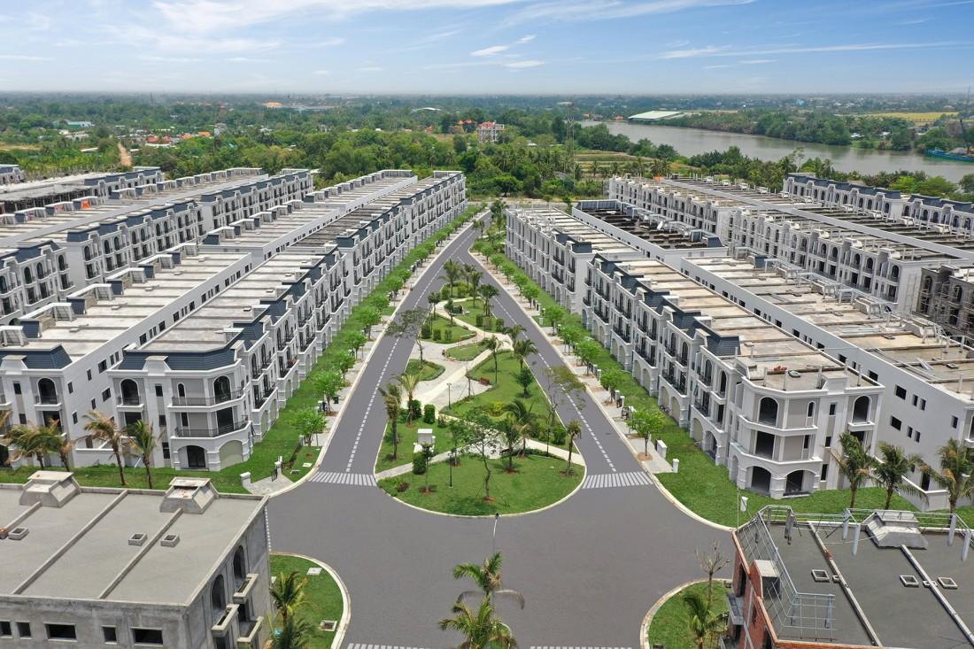 Nhà phố liền kề dự án Lavilla Green City
